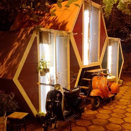 Những khách sạn 'kịch độc' chỉ có ở Việt Nam