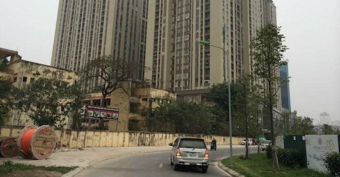 Tranh chấp nhà chung cư nhìn từ dự án Home City Trung Kính