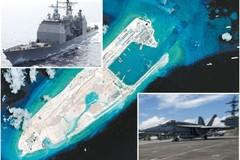 'Tàu chiến Mỹ sẽ áp sát đảo nhân tạo TQ ở Biển Đông'