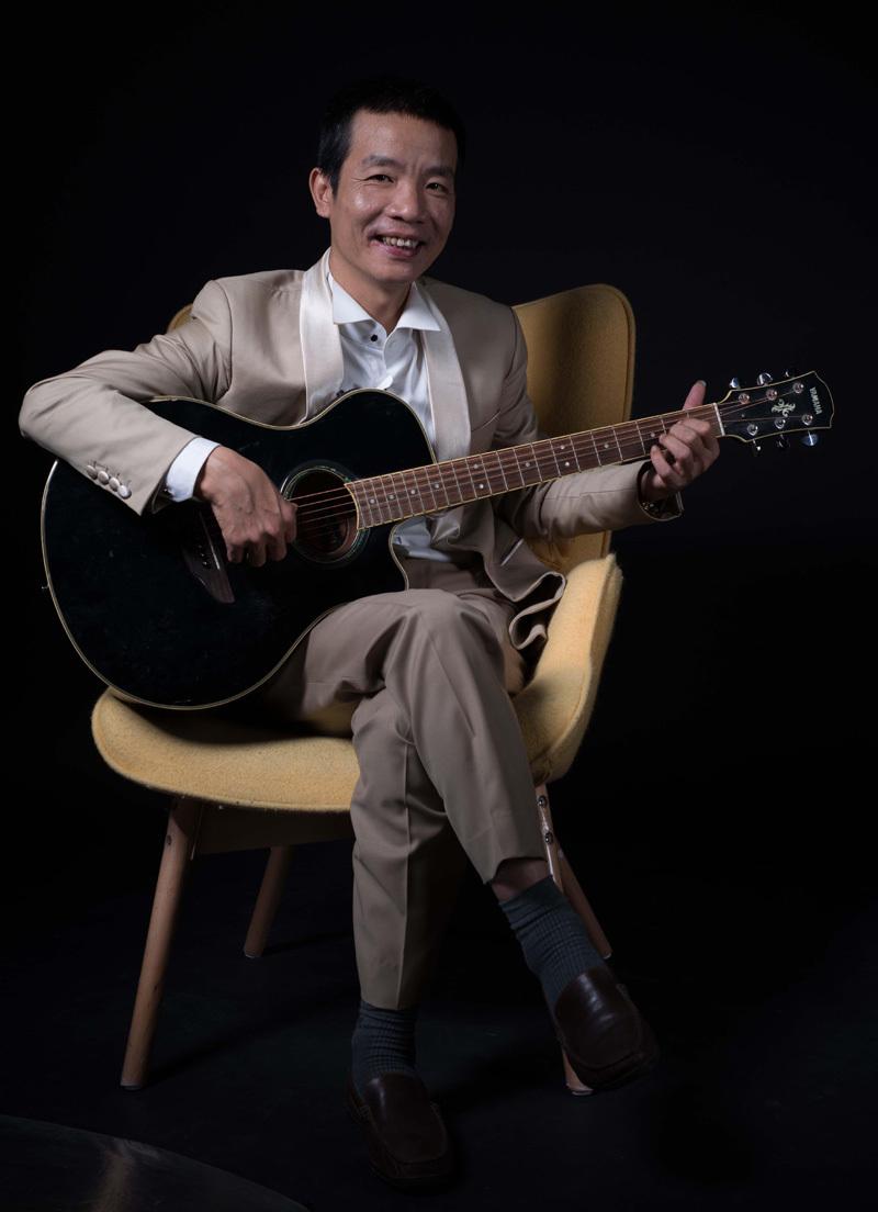 Valentine, lễ tình nhân 2017, nhà báo Trương Anh Ngọc, nhạc sĩ Nguyễn Vĩnh Tiến