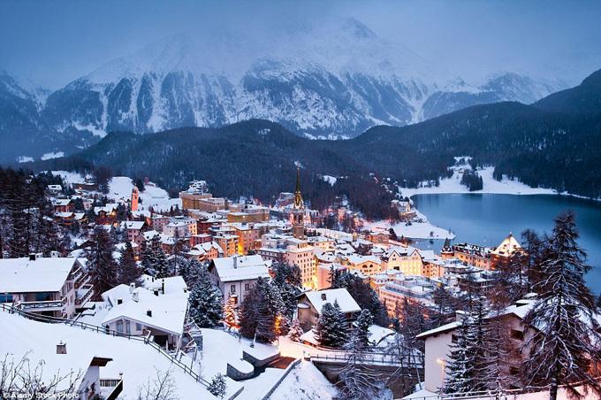 9 địa điểm du lịch lãng mạn nhất thế giới đón Valentine
