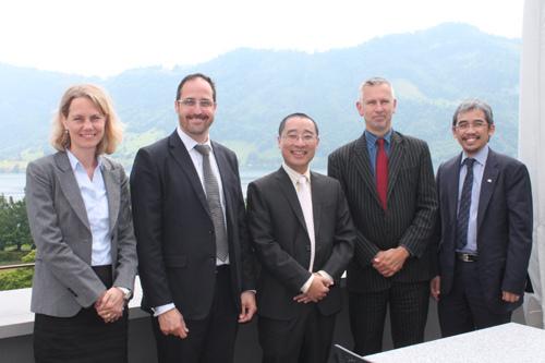 Tư vấn trực tiếp 1-1 về du học Thuỵ Sĩ