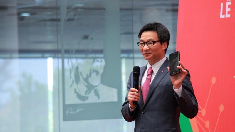 Phó Thủ tướng 'ra đề' cho sinh viên về cách mạng công nghiệp 4.0