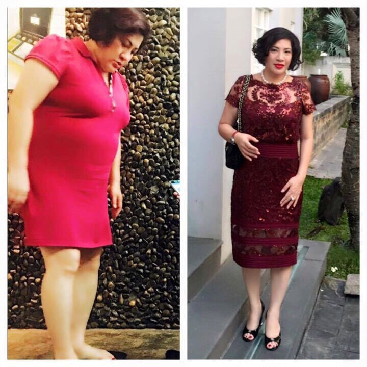 giảm cân, Lê Hoài anh, béo phì, tăng cân, doanh nhân, yoga, thực đơn
