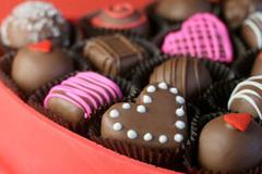 Bí mật về những viên sô cô la ngọt ngào