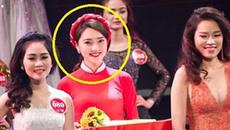 """Chỉ một khoảnh khắc, cô gái bê khay """"dìm"""" tất cả Hoa khôi Kinh Bắc"""