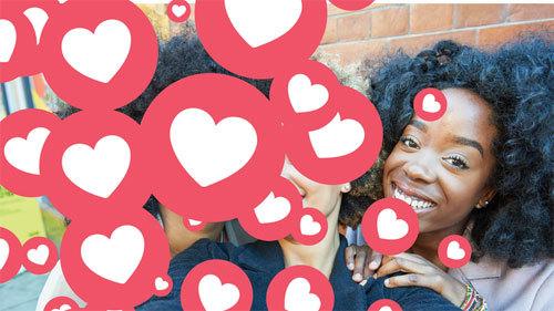 Facebook và Messenger mở tính năng 'hot' cho ngày Valentine