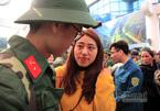 Thanh niên Hà Nội nhập ngũ trong ngày lễ tình yêu