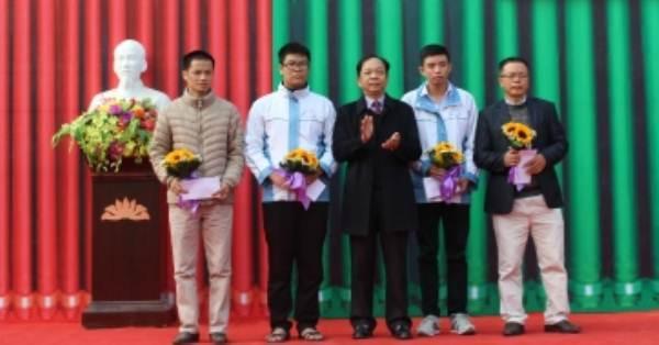 học sinh giỏi, học sinh giỏi quốc gia, toán, Trường THPT Chuyên Lam Sơn