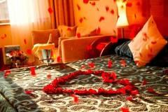 Mách bạn cách trang trí phòng ngủ ngày Valentine cực lãng mạn