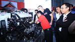 Xe đầu kéo International - Quy trình kiểm tra trước khi giao xe