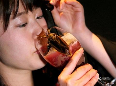 Valentine, tiệc Valentine, côn trùng, thực khách, cà cuống, kem cà cuống, thực đơn côn trùng