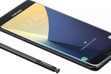 Galaxy Note 8 với những thông điệp bí ẩn