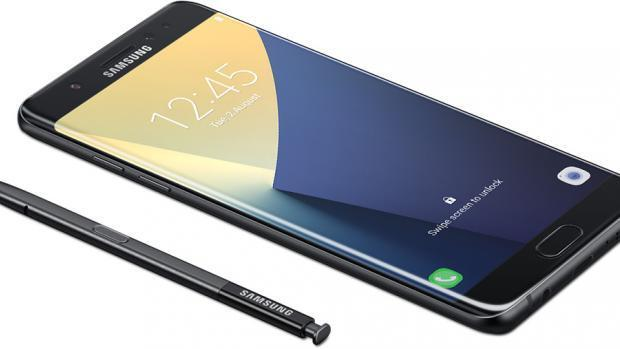 Galaxy Note 8, phablet, Samsung