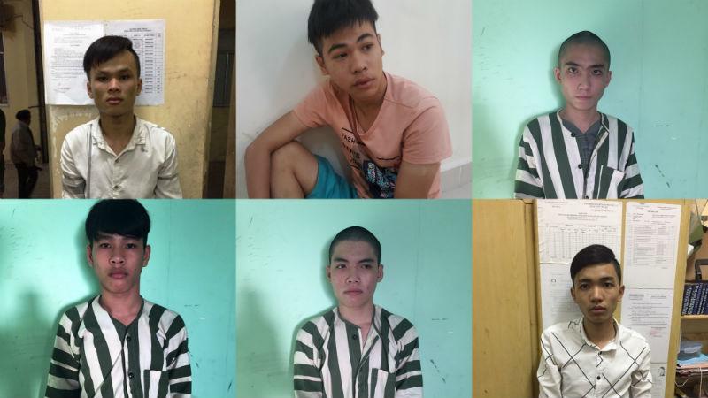 Băng cướp gây án khắp Sài Gòn lấy tiền 'cày' game