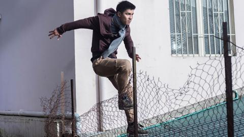 Cường Seven vào vai người hùng trong phim mới của Victor Vũ