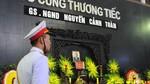 Nghẹn lòng tiễn đưa GS Nguyễn Cảnh Toàn
