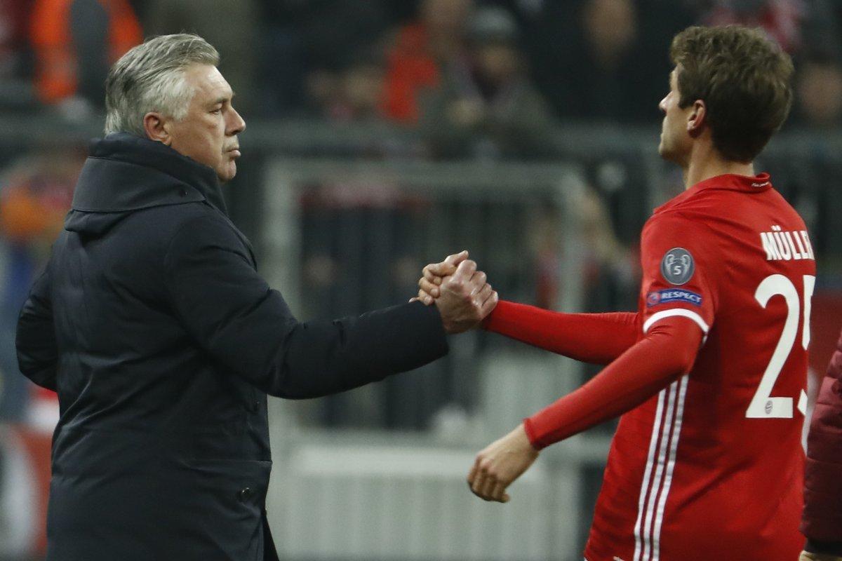 Bayern Munich, Carlo Ancelotti, Ancelotti, Arsene Wenger, Arsenal, Champions League