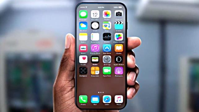 iPhone 8,Apple,iPhone 7,iPhone 7 Plus,bỏ phím Home