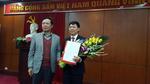 Phó TBT báo Tiền Phong làm Vụ phó Vụ Báo chí - Xuất bản