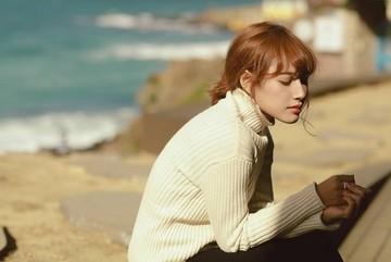 Hot girl MV 'Nơi này có anh': Sơn Tùng rất sợ chó
