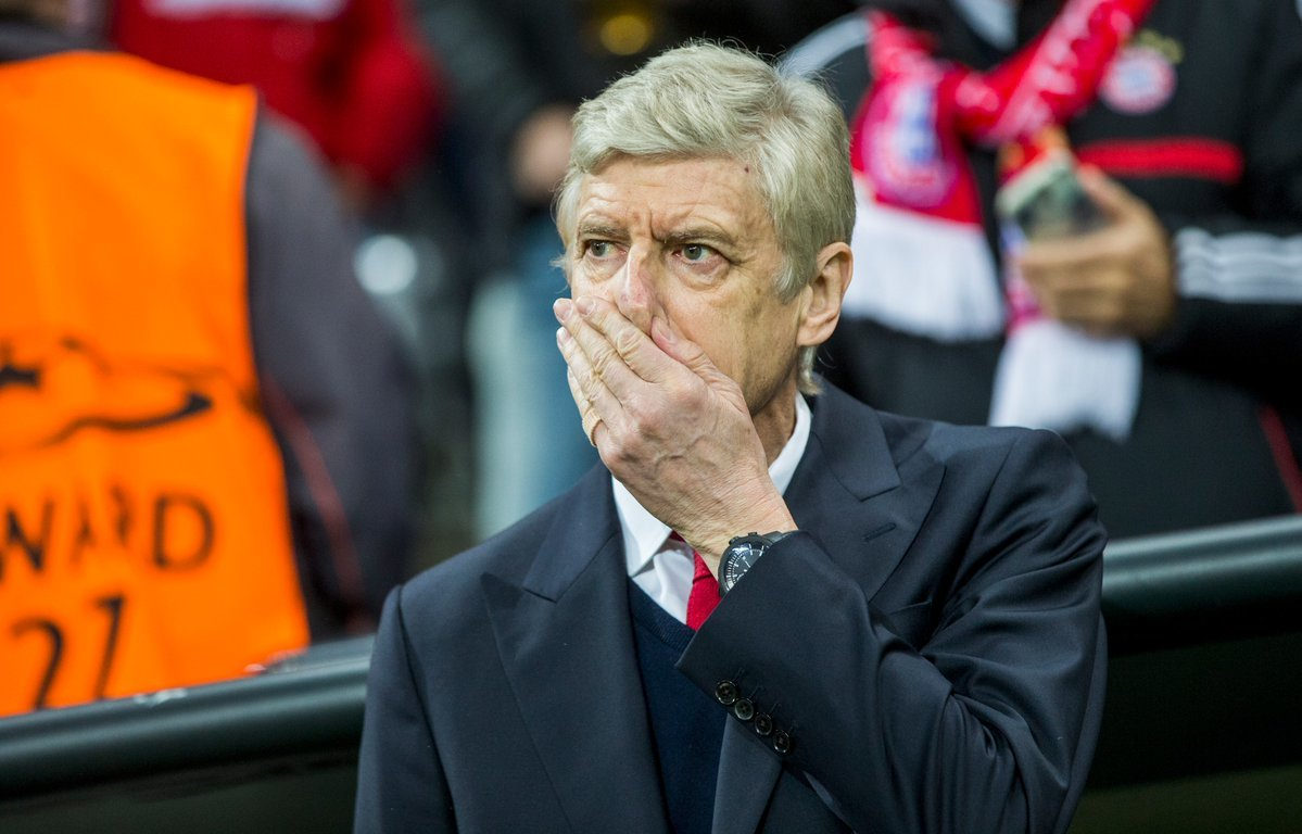 """Chua chát Arsenal: Về vườn thôi, """"giáo sư"""" Wenger!"""