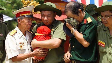 Đại tướng Võ Nguyên Giáp, Vị Xuyên, chiến tranh biên giới, Võ Điện Biên, Phạm Ngọc Quyền, cựu chiến binh,
