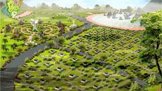 Hà Nội sắp có khu công viên nghĩa trang rộng gần 10ha