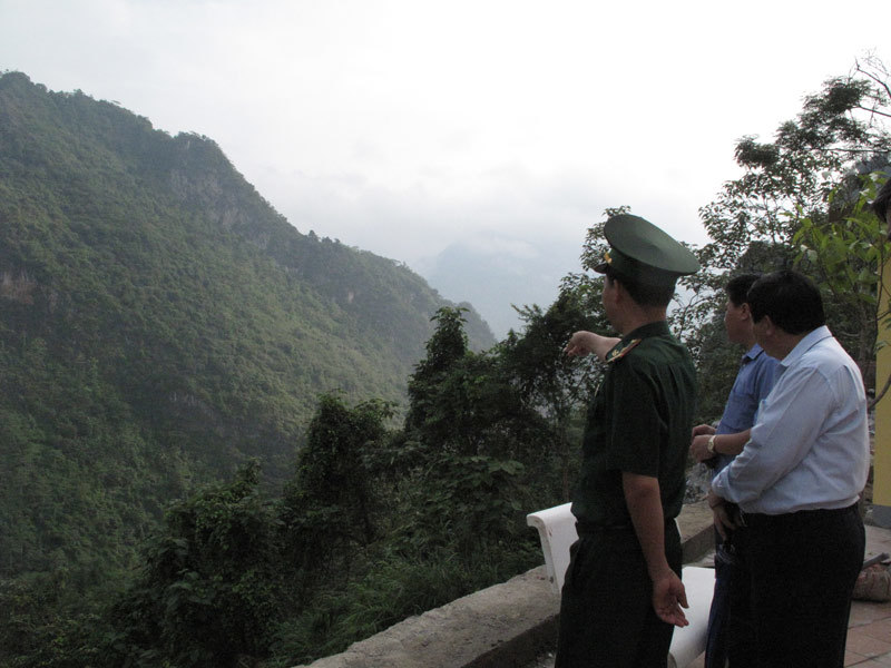 'Lò vôi thế kỷ' Vị Xuyên trong Chiến tranh biên giới 1979-1989
