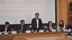 Chủ tịch Nguyễn Đức Chung: HN không kiến nghị hạ cốt đê sông Hồng