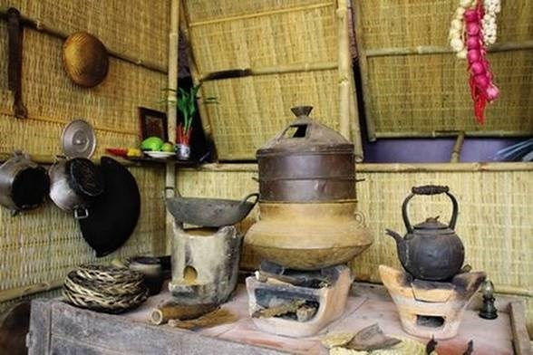Hoài niệm hình ảnh khó quên về bếp trong nhà Việt xưa - ảnh 2