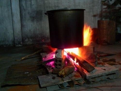 Hoài niệm hình ảnh khó quên về bếp trong nhà Việt xưa - ảnh 4