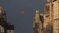 Những hình ảnh kỳ quặc về UFO trên bầu trời Pháp