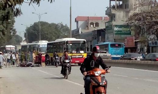 tai nạn giao thông, đường sắt, người chết, Hà Nội