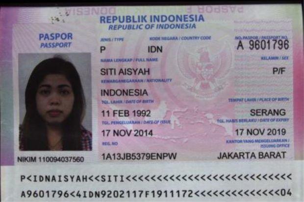 Nghi phạm vụ giết anh trai Kim Jong Un là người Indonesia