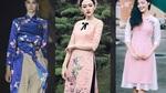NTK 9X khoe bán 700 mẫu, 'áo dài cách tân' lại gây tranh cãi