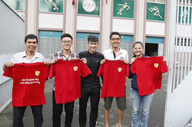 Công Vinh, CLB TPHCM, VLeague 2017