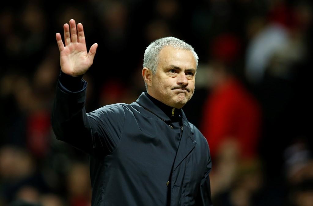 Mourinho, MU, St Etienne, Mourinho
