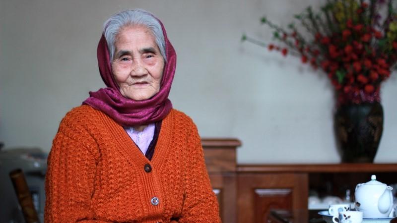 chiến tranh biên giới 1979, chiến tranh biên giới Việt Trung, chiến tranh biên giới phía bắc, liệt sĩ Lê Đình Chinh, bà Khương Thị Chu