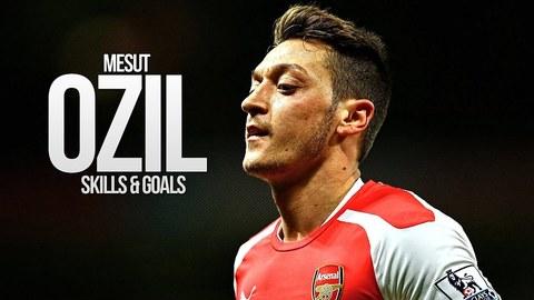 Những khoảnh khắc đẹp nhất của Ozil mùa 2016-17: