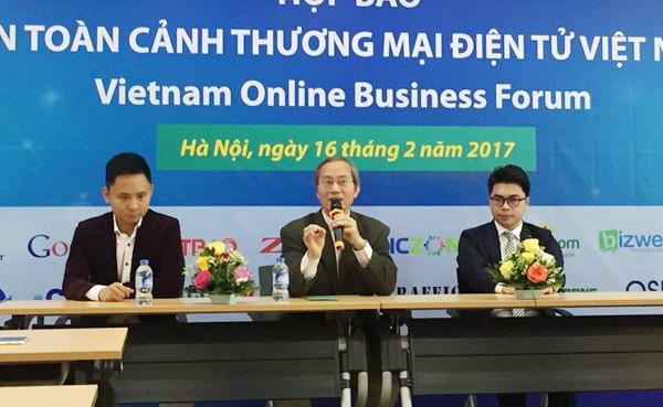 Thương mại điện tử Việt Nam tăng trưởng gấp 2,5 lần Nhật Bản