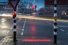 Giải pháp đèn giao thông cho tín đồ smartphone