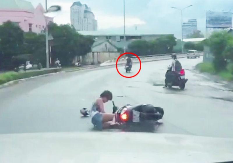 Truy bắt nhóm cướp khiến mẹ chết, con nhập viện ở Sài Gòn