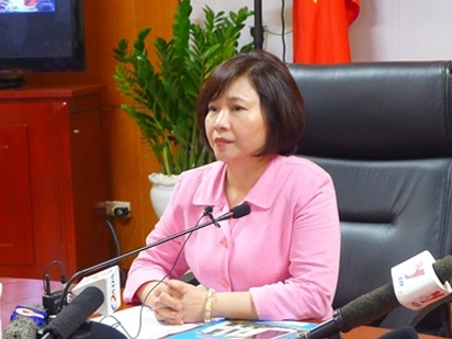 Bà Hồ Thị Kim Thoa: Từ Tổng giám đốc đến Thứ trưởng bị 'kiểm tra tài sản'