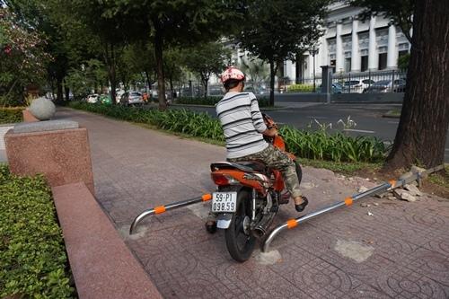 Lãnh đạo TPHCM: 'Lắp barie là ý tưởng đúng nhưng xem lại cách làm'
