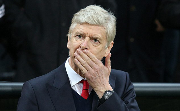 Bayern 5-1 Arsenal, Arsene Wenger, Arsenal, Champions League