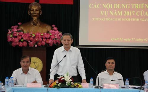 TPHCM, lãnh đạo TPHCM, barie, ý tưởng, quận 1, vỉa hè