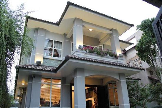 Cận cảnh nhà vườn 300m2 đẹp như cổ tích của Cao Thái Sơn
