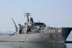 Tàu Hải quân Singapore thăm Cảng quốc tế Cam Ranh