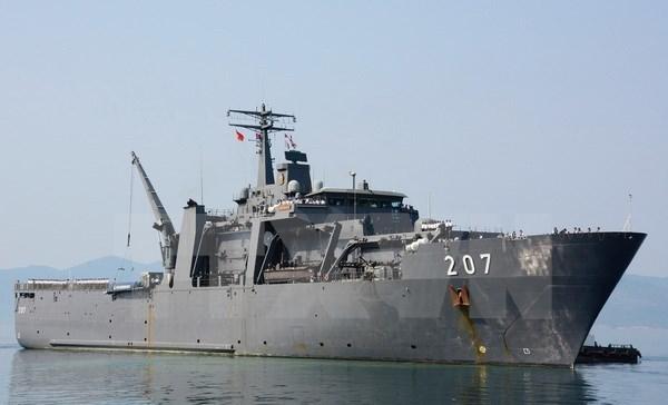 Hải quân, tàu hải quân, Cam Ranh, Cảng Cam Ranh